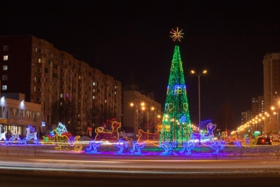 «Новогодний Нижневартовск» подвёл итоги