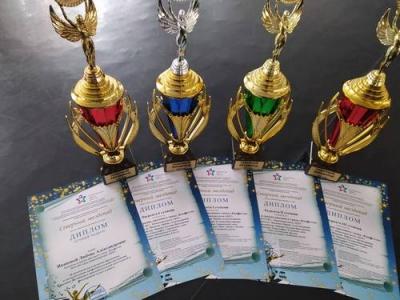 Талантливые дети - гордость Центра детского творчества!