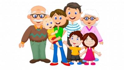 Вместе всей семьей!
