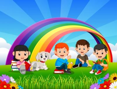 День радуги