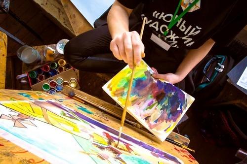 Конкурс для молодых художников