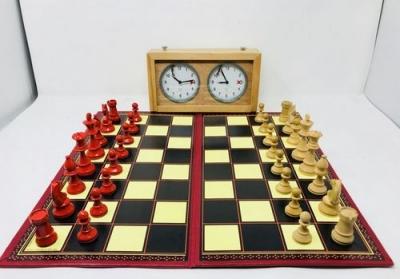 Шахматный батл!