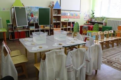 Лаборатория опытов и экспериментов в «Северяночке»