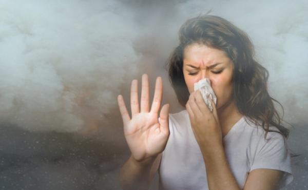 Как обезопасить себя при задымлении воздуха в городе