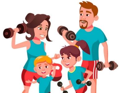 Онлайн-акция «Здоровая семья – это здорово!»