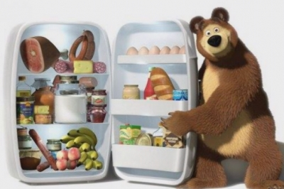День рождения холодильника