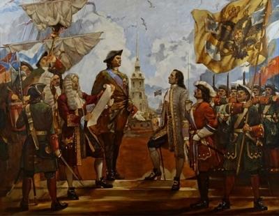 Подведены итоги исторического конкурса на знание событий эпохи Петра I