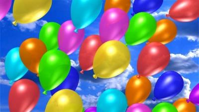 День воздушного шарика