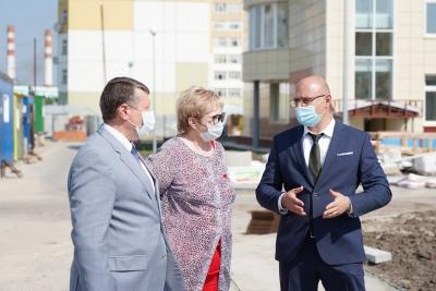 Рабочий  визит председателя Общественной палаты Югры