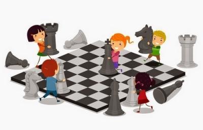 Как великий Шах учился в шахматы играть