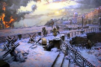 900 дней и ночей Ленинграда: операция «Искра»